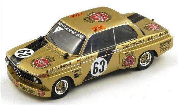 BMW 2002 - Jorg Obermoser - 1st Norising 1975  63 - Spark