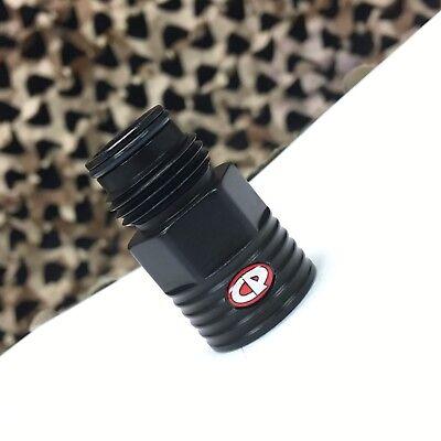NEW Custom Products CP Paintball Tank Regulator Extender Dust Blue