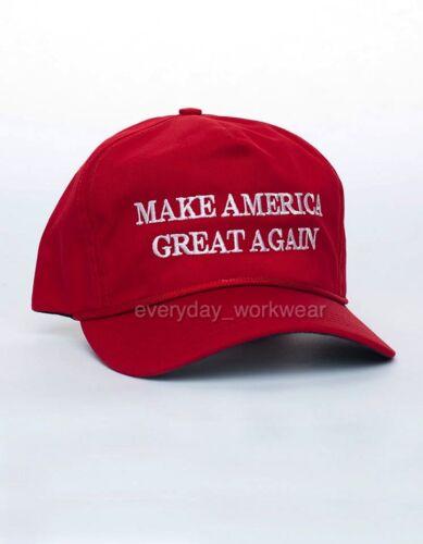 Donald Trump brodé rendre l/'amérique grand nouveau casquette de baseball élection us hat
