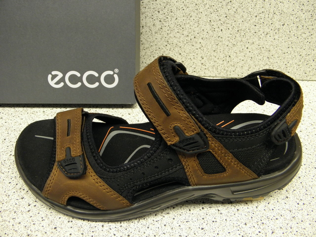 Ecco ®  bisher   SALE Yucatan Offroad   gratis Premium - Socken (E8)    | Feinbearbeitung