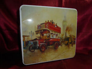 Vintage-TIN-Morrison-039-s-Supermarkets-PLC-Family-Sweet-Biscuits-Food-Advertising