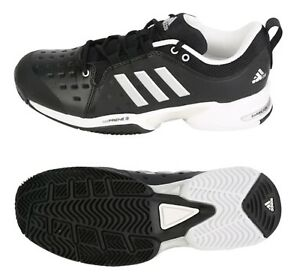 newest 703b4 08492 Image is loading Adidas-Men-Barricade-Classic-Wide-4E-Tennis-Shoes-