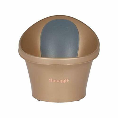 Shnuggle Baby Bath Bum Bump Support Cosy Foam Back Rest Non-Slip Assorted Colors
