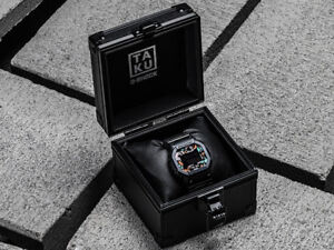 G-Shock-x-Ta-Ku-Limited-Edition-Casio-DW-5600TAKU-1DR-Rare-Watch