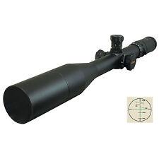 Millett Sights/Vista Tactical Long Range Shooting 6-25x Mil-Dot Scope, BK81006
