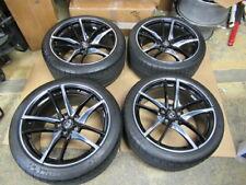 2021 Toyota Supra Oem Factory 19 Wheels Rims Michelin Tires