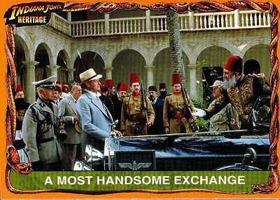 Trading Card Singles Dashing Indiana Jones Heritage Parallel Card 73 # 319 Of 500 Top Watermelons Non-sport Trading Cards