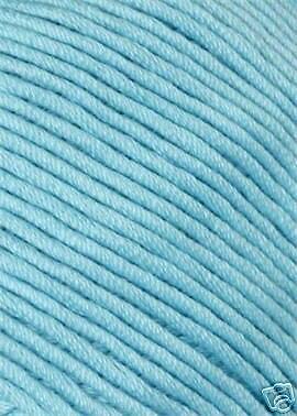 Karabella ZODIAC YARN 100/% Cotton #435 Sky Blue