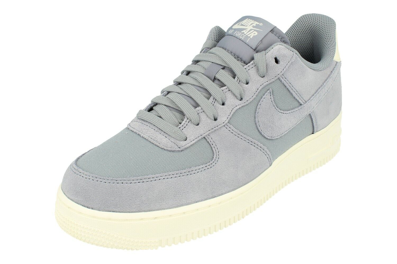 Nike Air 1 07 in pelle scamosciata Force scarpe da ginnastica Uomo Scarpe Scarpe da ginnastica Ao3835 400