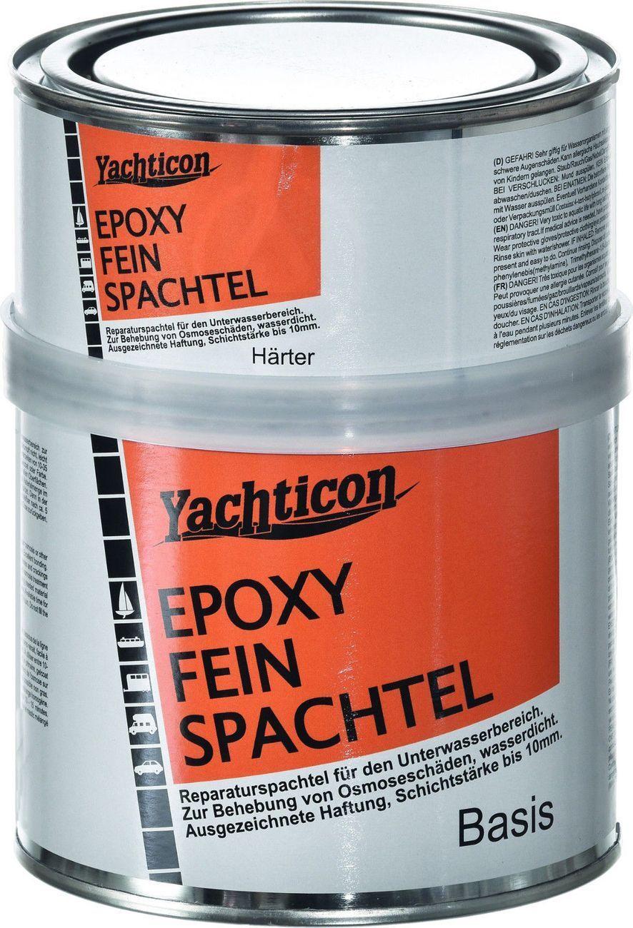 Yachticon Stiefel Epoxy Feinspachtel mit Härter 5,4 kg GFK Stiefel Yachticon Reparatur Spachtel Masse 24e754