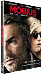 Mobius-DVD-NEUF-SOUS-BLISTER-Jean-Dujardin-Cecile-De-France-Tim-Roth