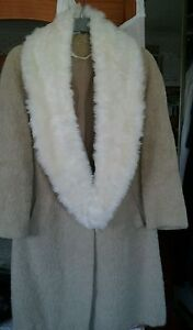 United Benetton mod Vintage Gatsby con Pure Of colletto Coat laure Colors U6wqv0