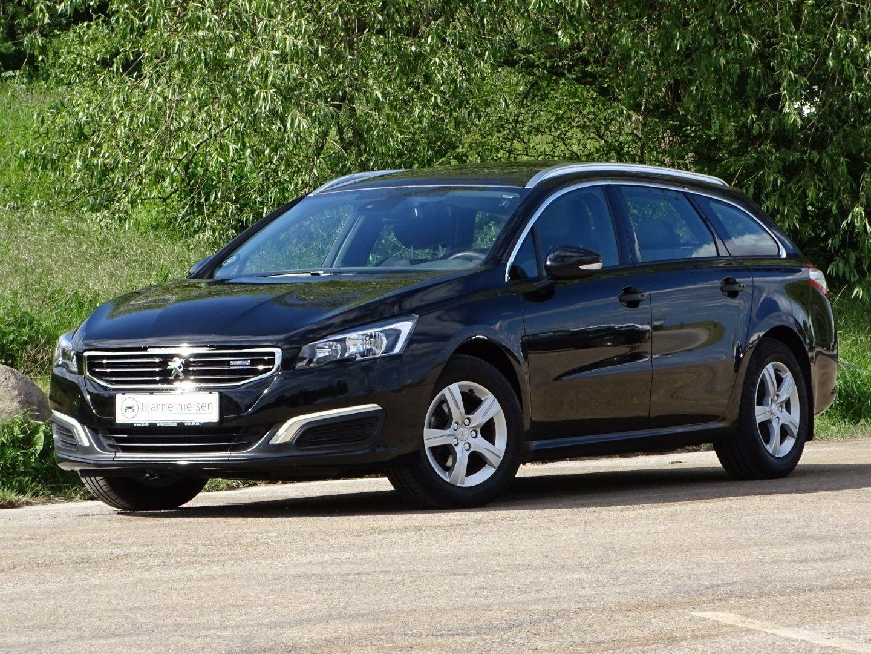 Peugeot 508 1,6 BlueHDi 120 Desire SW