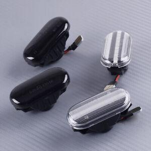 Amber-Side-Marker-Indicator-Light-Fit-For-Nissan-Micra-Navara-Note-Cube-Tiida