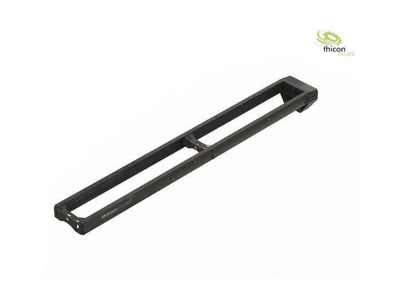Thicon 1 14 KIT quadro 4-asse  (8x4) in tuttiuminio nero - 50082  prendi l'ultimo