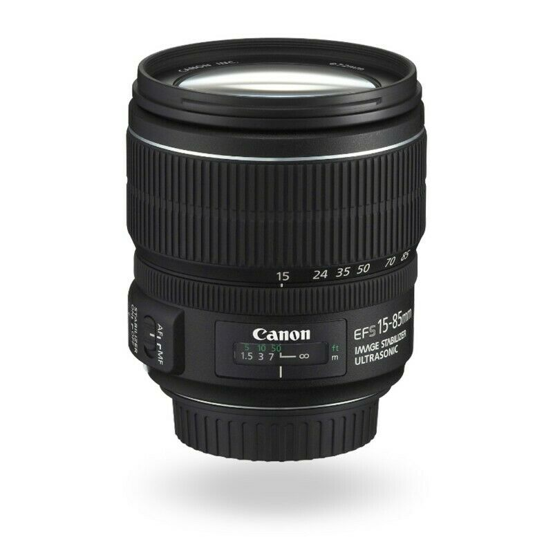 Canon EF-S 15-85mm F3.5-5.6 IS USM Lens (Trade ins Welcome - 021 945 1606)
