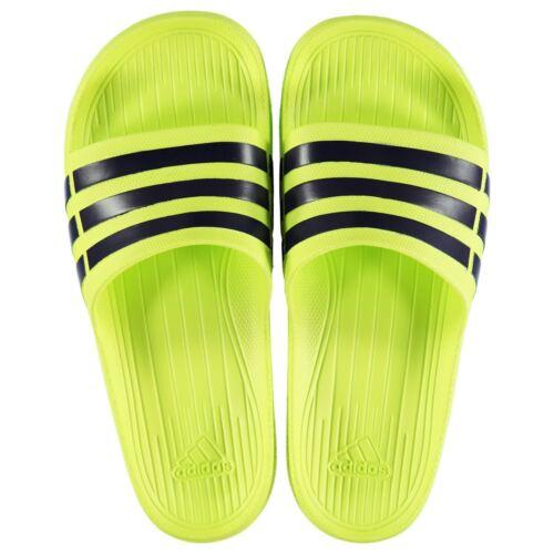 6 Sale Flip Flops per uomo Big infradito Size adidas From 12 Yellow Duramo Nuovi vw4Onn