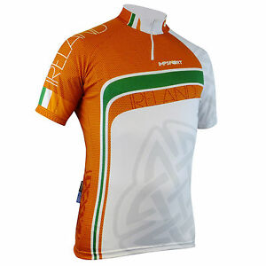 a0862ed88 Image is loading Impsport-National-Valiant-Ireland-Cycling-Jersey-Bibshorts- Mens-