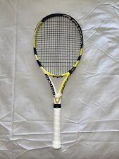 "Grip 3 STRUNG BABOLAT AEROPRO DRIVE PLAY Tennis Racquet 4-3//8/"""