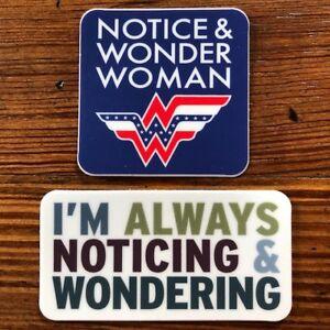 Four-4-034-Notice-and-Wonder-034-Vinyl-Stickers-Math