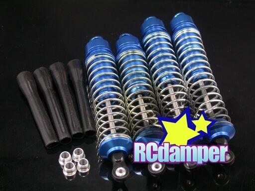 Aluminio delantero y trasero con orificios grandes crisis del petróleo Amortiguador B Team Associated 1 8 Rc8 Sc8