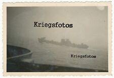 Marine Kriegsschiff Sperrbrecher auf Fahrt Schiff siehe Technik Foto
