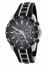 CITIZEN MEN'S PERPETUAL CHRONO A-T LIMITED ED. WATCH BNIB #AT4025-01E BLACK F/SH