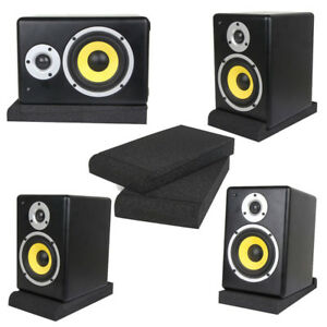 1Set-Acoustic-Speaker-Studio-Monitor-Isolation-Sponge-Soundproofing-Foam-Pad