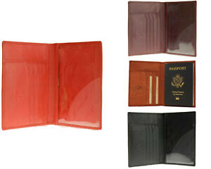 Brand-New-Visconti-Soft-Leather-Secure-RFID-Blocking-Passport-Cover-Wallet