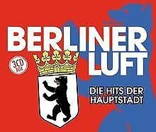 Berliner Luft - die Hits der Hauptstadt von Various   CD   Zustand gut