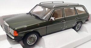 Norev-1-18-Scale-Model-Car-183730-1982-Mercedes-Benz-200-T-Met-Green