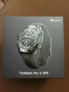 Ticwatch pro 3 GPS Smartwatch Wear OS - Almost Brand New