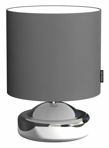 gris Antonio Miro RANEX Lampe de chevet designer Lampe Lampe de table Nuit Lampe