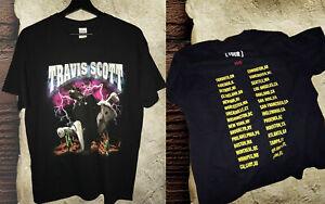 7124ece08cefc Details about Travis Scott Pen & Pixel 2.5 Astroworld Merch Rodeo Anti Tour  Vintage T Shirt