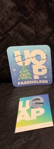 Universal Studios Passholder Pin And Magnet November
