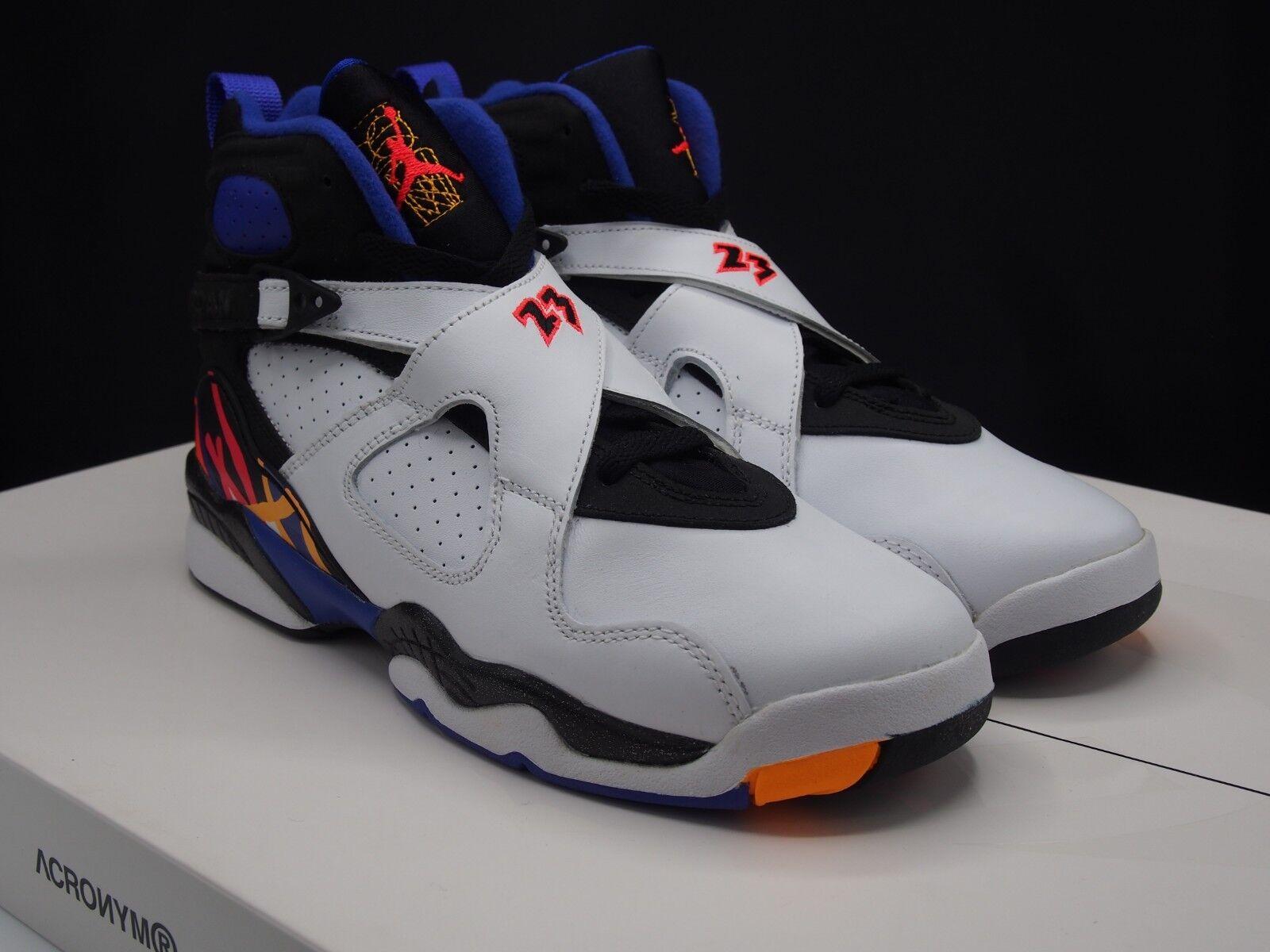 Nike Air Jordan VIII 8 Retro  3 Peat  305368-142
