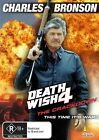 Death Wish 4 - The Crackdown (DVD, 2012)