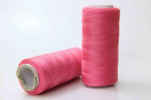New Different colors Sewing machine line 100/% polyester thread 200M each spool