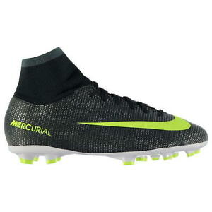 Nike Mercurial Victory CR7 DF FG Football Boots Men UK 9 US 10 EUR 44 1163