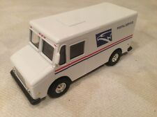 """USPS Postal Service Truck 4.75"""" United States US Mail Diecast Pull Back & Go Toy"""