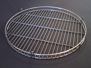 grillrost edelstahl rund f r dreibein und schwenkgrill durchmesser 50cm neu ebay. Black Bedroom Furniture Sets. Home Design Ideas