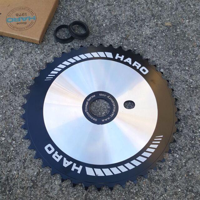 Haro Uni Directional BMX Bike Sprocket Chainring Multiple Sizes   FREE SHIPPING!