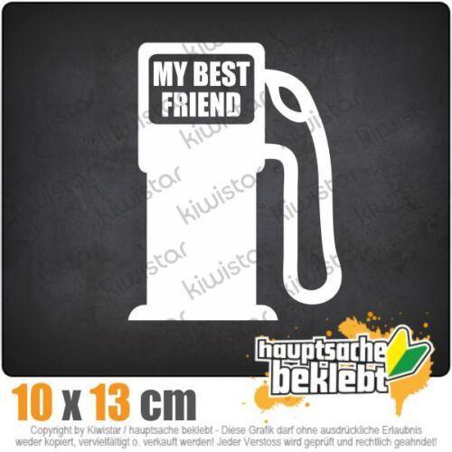 My best Friend csf0203 13 x 10 cm JDM  Sticker Aufkleber