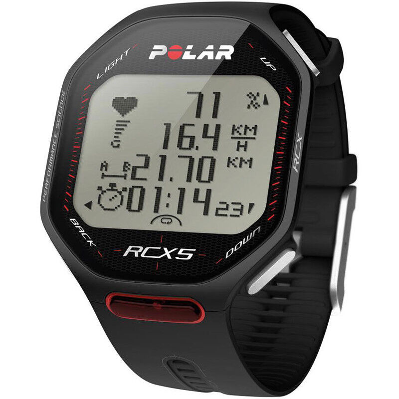 Polar RCX5 GPS Enabled Bicycle Cycling Computer Watch - RRP .99 - FREE P&P