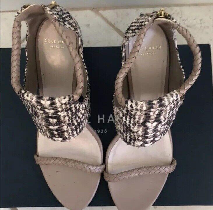 Cole Haan Women's Lise Roccia Dress Dress Dress Sandal 8 169d15