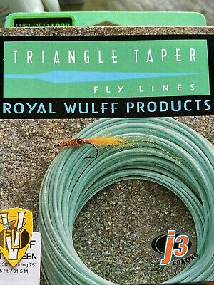 Royal Wulff Triangle Taper Saltwater Sinking Fly Line