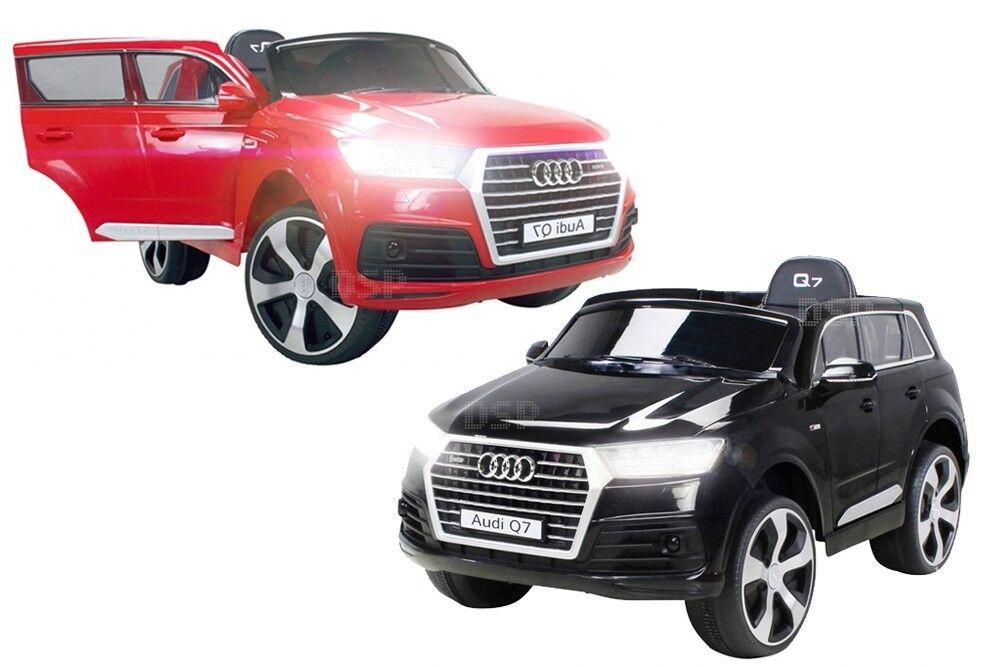 Audi Q7 Lizenz Kinderelektroauto SUV Geländewagen