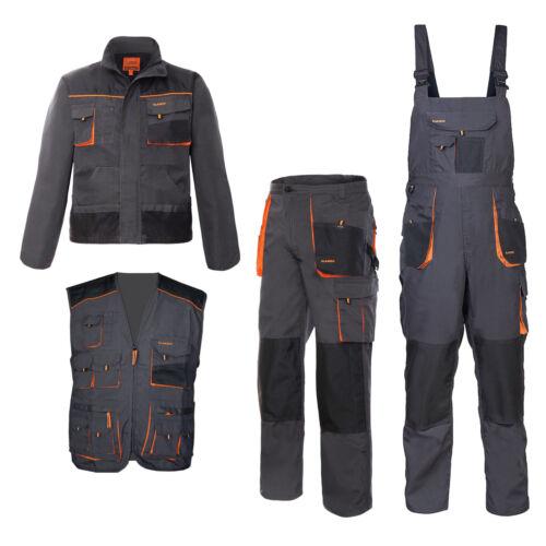 Arbeitsbekleidung Berufskleidung Arbeitshose Arbeitsjacke Latzhose CLASSIC-ODZ