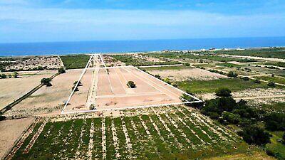 Terrenos con servicios en Playa Palmarito Puerto Escondido Oaxaca