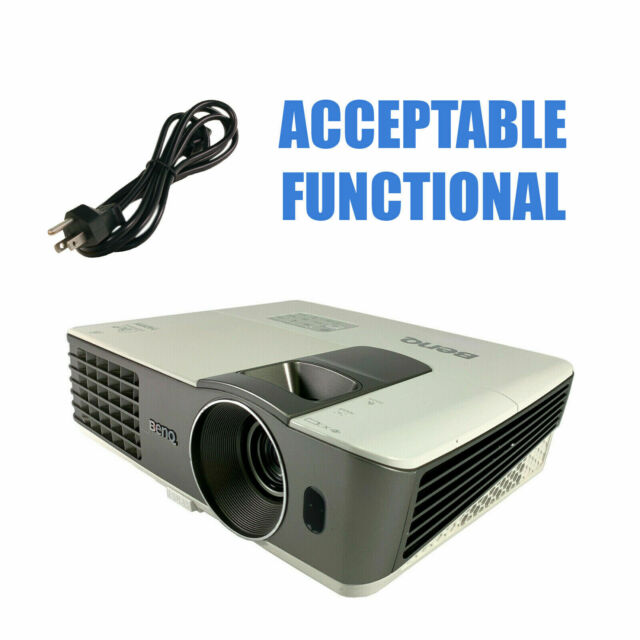 Benq MX710 DLP Projector - Acceptable Functional, w/Power Cable